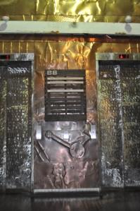 Metal wall coverings