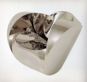 Ron Arad metal rocking chair