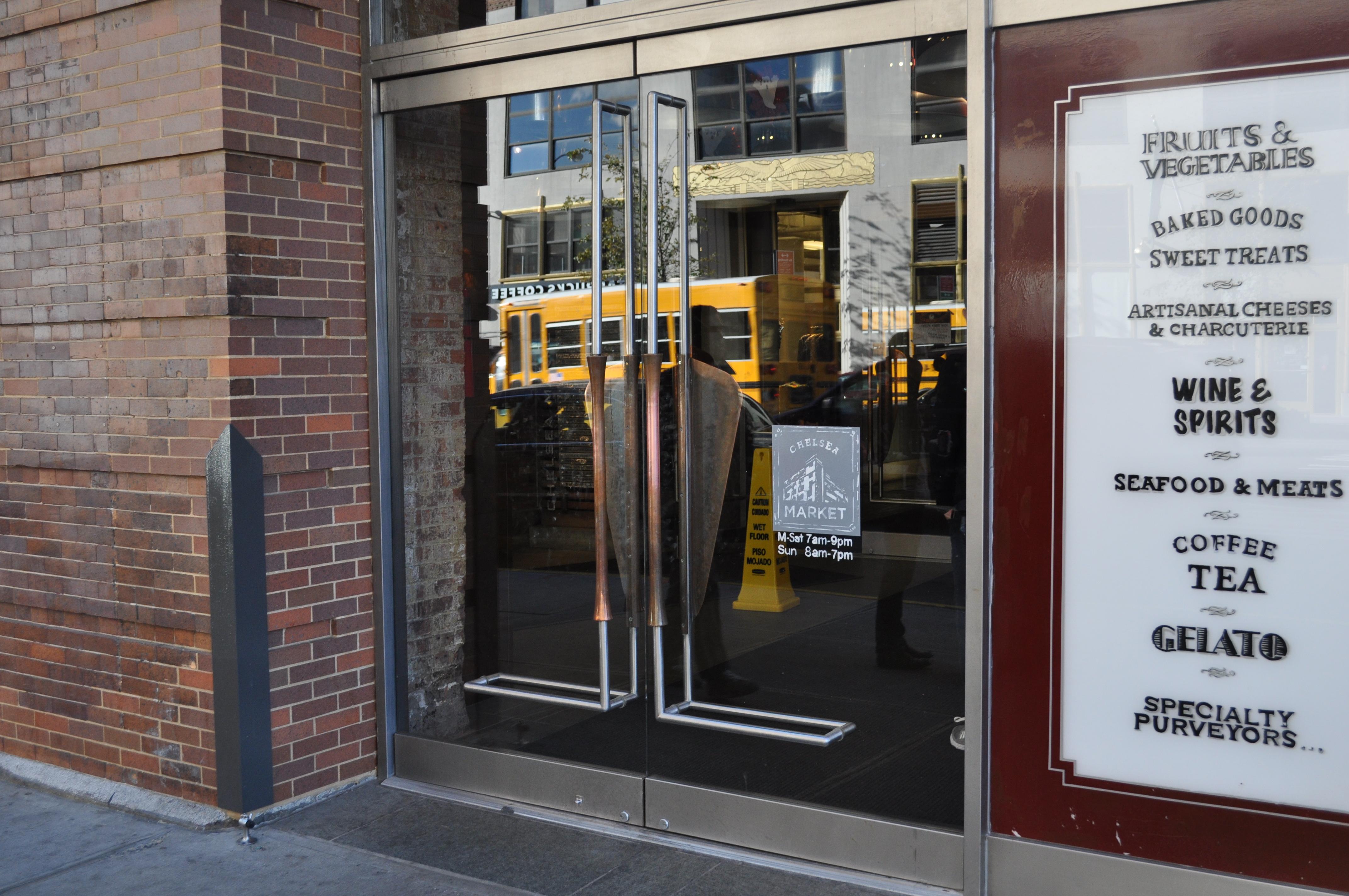 Entrance hardware & chelsea market u2013 Art u0026 Architectural Hardware Blog pezcame.com
