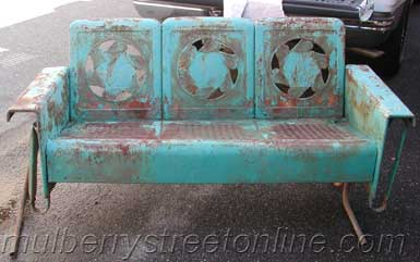 1950 S Vintage Lawn Furniture Art Amp Architectural