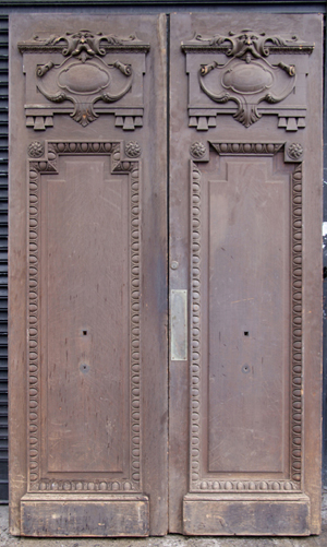 Carved Beautiessalvaged Vintage Entry Doors Art Architectural